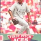 2007 UD First Edition First Pitch Aces Dontrelle Willis