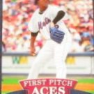 2007 UD First Edition First Pitch Aces Pedro Martinez