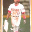 2007 UD First Edition Alfonso Soriano #295 Cubs