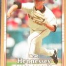 2007 UD First Edition Brad Hennessey #283 Giants