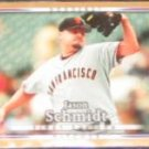 2007 UD First Edition Jason Schmidt #281 Dodgers