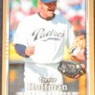 2007 UD First Edition Trevor Hoffman #276 Padres