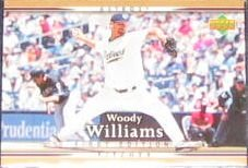 2007 UD First Edition Woody Williams #274 Astros