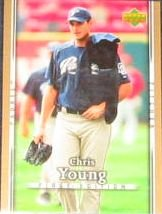 2007 UD First Edition Chris Young #273 Padres