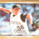 2007 UD First Edition Matt Chapps #267 Pirates
