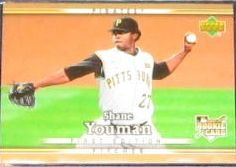 2007 UD First Edition Shane Youman #266 Pirates