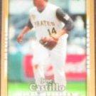 2007 UD First Edition Jose Castillo #261 Pirates