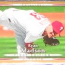 2007 UD First Edition Ryan Madson #257 Phillies