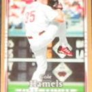 2007 UD First Edition Cole Hamels #256 Phillies