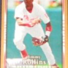 2007 UD First Edition Jimmy Rollins #252 Phillies