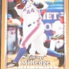 2007 UD First Edition Lastings Milledge #247 Mets