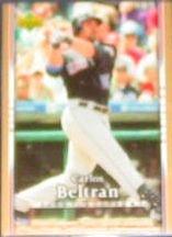 2007 UD First Edition Carlos Beltran #246 Mets