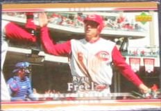2007 UD First Edition Ryan Freel #197 Reds
