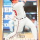 2007 UD First Edition Matt Diaz #181 Braves