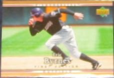 2007 UD First Edition Eric Byrnes #172 Diamondbacks