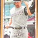 2007 UD First Edition Chad Tracy #170 Diamondbacks