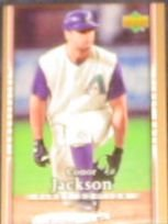 2007 UD First Edition Conor Jackson #169 Diamondbacks