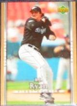 2007 UD First Edition B.J. Ryan #166 Blue Jays