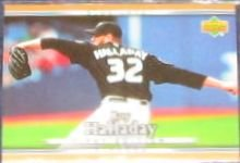 2007 UD First Edition Roy Halladay #165 Blue Jays