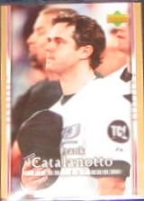 2007 UD First Edition Frank Catalanotto #164 Rangers