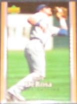 2007 UD First Edition Mark DeRosa #155 Cubs