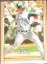 2007 UD First Edition Shawn Camp #151 Devil Rays