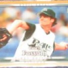 2007 UD First Edition Casey Fossum #148 Devil Rays
