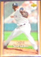 2007 UD First Edition Rafael Soriano #142 Braves