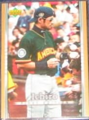 2007 UD First Edition Ichiro #137 Mariners