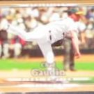 2007 UD First Edition Chad Gaudin #134 Athletics