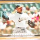 2007 UD First Edition Esteban Loaiza #133 Athletics