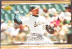 2007 UD First Edition Esteban Loaiza #133 Athletics