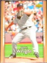 2007 UD First Edition Jaret Wright #125 Orioles