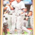 2007 UD First Edition Jason Giambi #119 Yankees