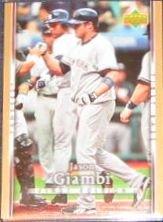 2007 UD First Edition Jason Giambi #119 Yankees