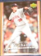 2007 UD First Edition Joe Nathan #115 Twins