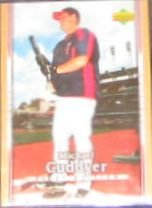 2007 UD First Edition Michael Cuddyer #112 Twins