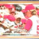 2007 UD First Edition Jered Weaver #106 Angels