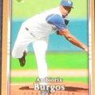 2007 UD First Edition Ambiorix Burgos #100 Mets