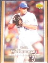 2007 UD First Edition Todd Wellemeyer #99 Royals
