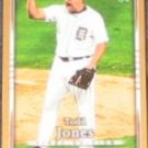 2007 UD First Edition Todd Jones #90 Tigers