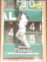 2007 UD First Edition Marcus Thames #88 Tigers