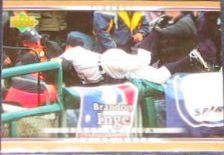 2007 UD First Edition Brandon Inge #85 Tigers
