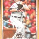 2007 UD First Edition Sean Casey #84 Tigers