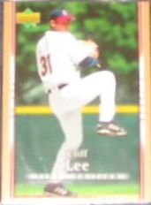 2007 UD First Edition Cliff Lee #83 Indians