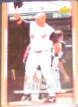 2007 UD First Edition Travis Hafner #76 Indians