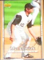 2007 UD First Edition Rob Mackowiak #69 White Sox