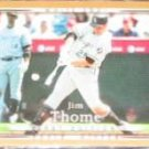2007 UD First Edition Jim Thome #68 White Sox