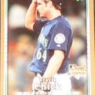 2007 UD First Edition Rookie Travis Chick #42 Mariners