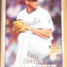 2007 UD First Edition Rookie Ryan Braun #22 Royals